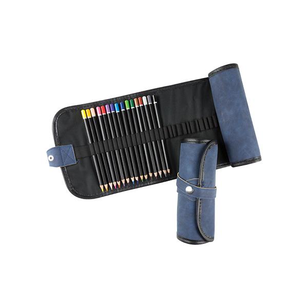 Jasart: Pencil Wrap - Navy image