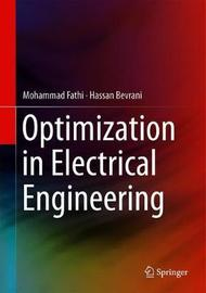 Optimization in Electrical Engineering by Mohammad Fathi
