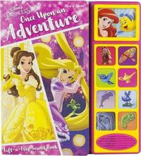 Disney Princess Lift A Flap Sound Book