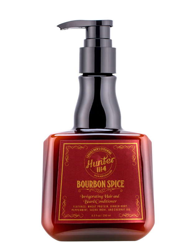 Hunter 1114: Burbon Spice Conditioner (250ml)