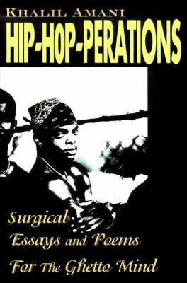 Hip-Hop-Perations by Khalil Amani image
