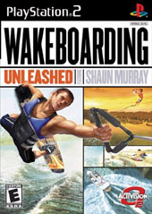 Wakeboarding Unleashed: Featuring Shaun Murray for PlayStation 2