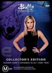 Buffy The Vampire Slayer Season 4 Vol 2 Collection on DVD