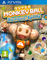 Super Monkey Ball: Banana Splitz for PlayStation Vita