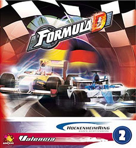 Formula D - Expansion 2