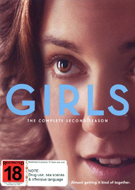 Girls - The Complete Second Season DVD