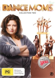 Dance Moms - Collection 2 on DVD