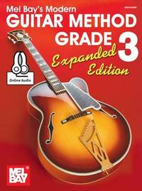 Modern Guitar Method Grade 3, Expanded Edition by William Bay image
