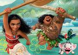 Moana 60 Piece Puzzle - Moana Island Girl