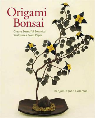 Origami Bonsai by Benjamin John Coleman