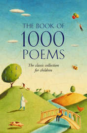 The Book of 1000 Poems image