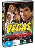 Vegas: Series 1 - Part 1 (3 Disc Set) on DVD