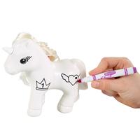 Crayola: Colour 'N Style - Unicorn image