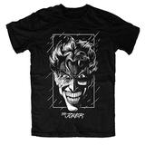 The Joker Tshirt - Black X-Large