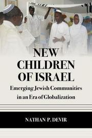 New Children of Israel by Nathan P. Devir image
