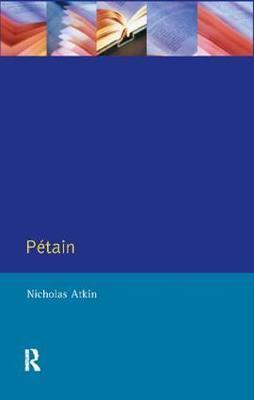 Petain by Nicholas Atkin image