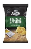 Kettle Chip Company Kettle Chips Sea Salt & Vinegar 150g