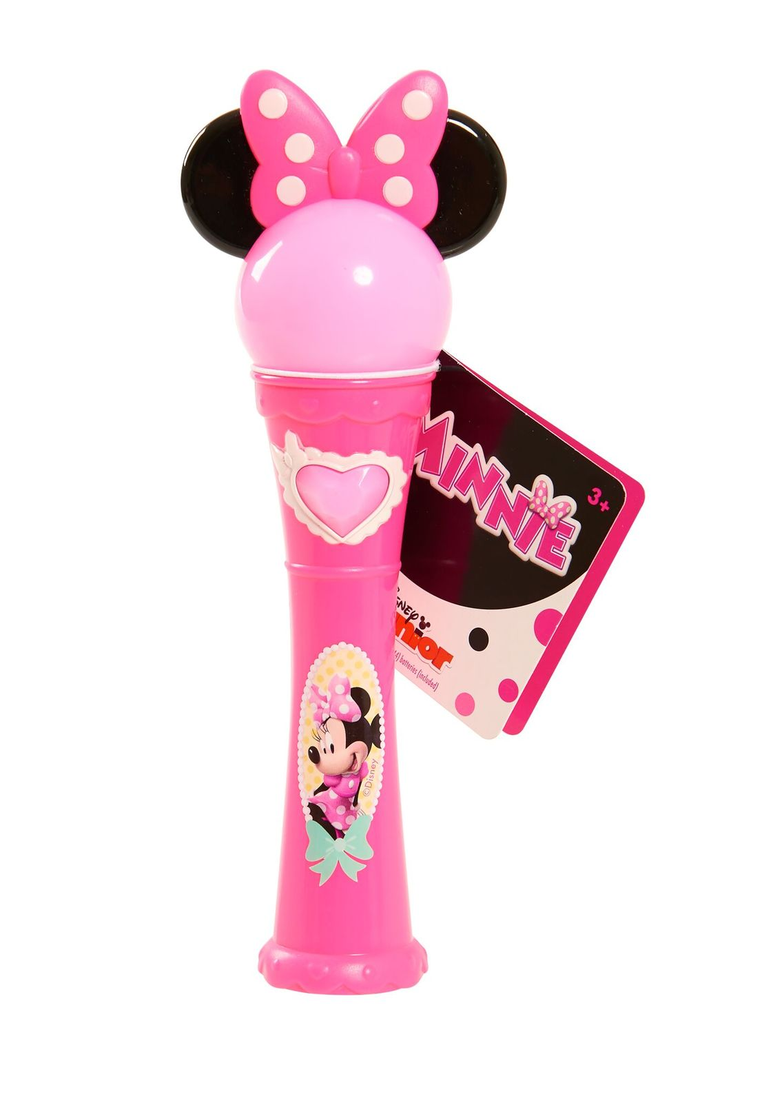 Disney: Minnie Bow-Tique - Musical Light Up Microphone image