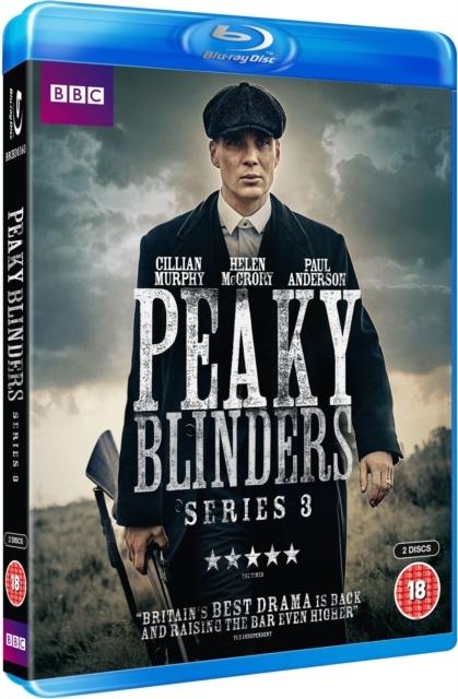 Peaky Blinders Series 3 on Blu-ray
