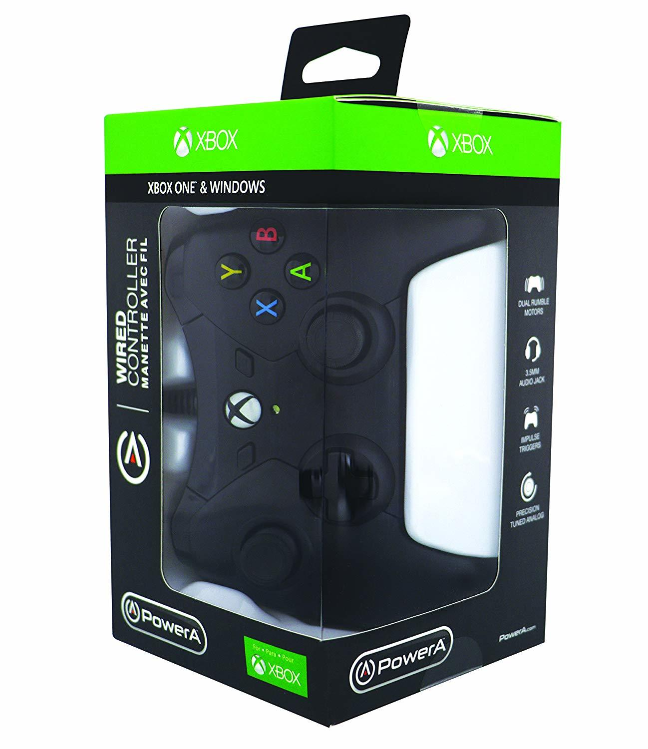 Xbox One Official Licensed Controller - Black for Xbox One image