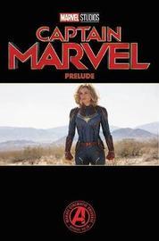 Marvel's Captain Marvel Prelude by Marvel Comics