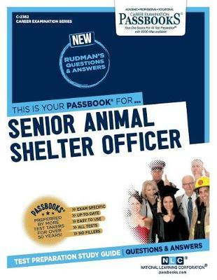 Senior Animal Shelter Officer by National Learning Corporation image
