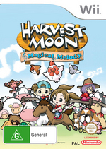 Harvest Moon: Magical Melody for Nintendo Wii