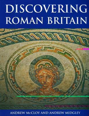 Discovering Roman Britain by Andrew McCloy image