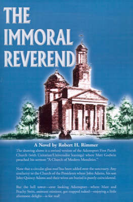 The Immoral Reverend by Robert H. Rimmer image