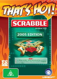 Scrabble 2005 for PC Games image