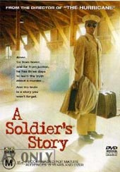 A Soldier's Story on DVD