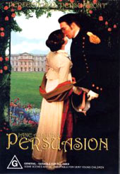 Persuasion on DVD