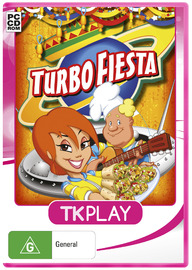Turbo Fiesta (TK play) for PC Games