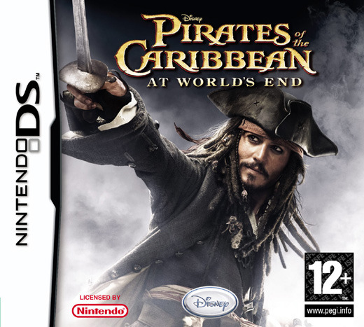 Pirates of the Caribbean: At Worlds End for Nintendo DS
