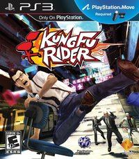 Kung Fu Rider (PS Move) for PS3