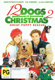 12 Dogs Of Christmas 2 on DVD