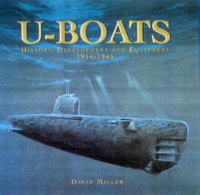 U-boats by D.M.O. Miller