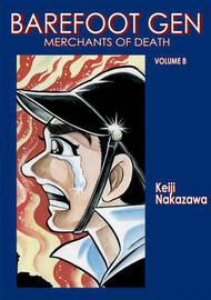 Barefoot Gen Vol. 8 by Nakazawa Keiji