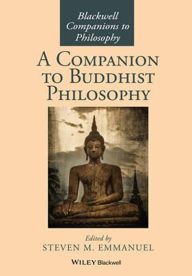 A Companion to Buddhist Philosophy image