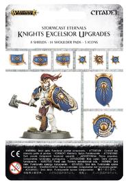 Warhammer Stormcast Knights Excelsior Upgrade