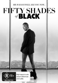 50 Shades Of Black on DVD