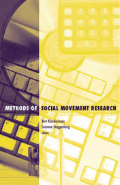 Methods Of Social Movement by Bert Klandermans