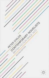 Contemporary Novelists by M. Hutton
