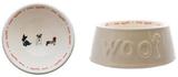 Small Ceramic Dog Bowl - Bone Apetit