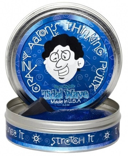 Crazy Aarons Thinking Putty: Super Magnetic - Tidal Wave image