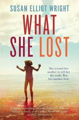 What She Lost by Susan Elliot-Wright image