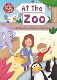 Reading Champion: At the Zoo by Jenny Jinks