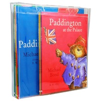Paddington Bag Collection (10 Books) by Michael Bond