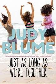 Just as Long as We're Together by Judy Blume image