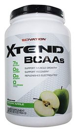 Scivation X-Tend BCAA - Green Apple (90 Serves)